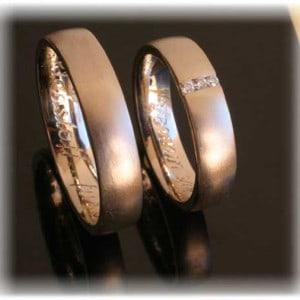 Diamond Wedding Rings FT251 White Gold or Platinum