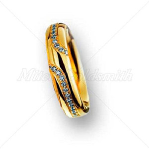 IM626-promise rings for women yellow gold oval diamonds