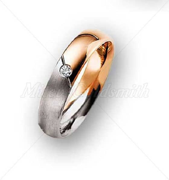 band tone w the t s wedding wright product rings two diamond ct in mens men
