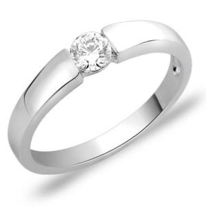 IM647 white gold diamond rings oval diamond