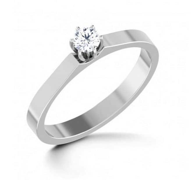 IM658 Oval Diamond Engagement Ring Platinum Unique 0 18ct line Shop for