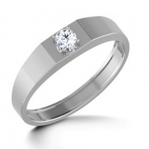 IM659 vintage diamond rings single diamond
