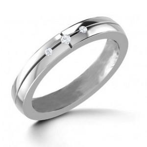 IM661 promise rings for women oval diamonds