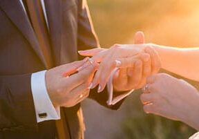 Buying a house or a place to live after the wedding day
