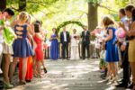 What type of reception for the wedding guests to choose - wedding preparation