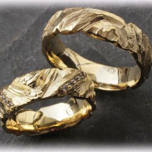 18k-Gold-Wedding-Bands-FT110-Diamonds-1
