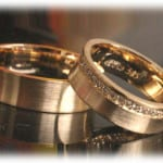 18k-Gold-Wedding-Bands-FT374-with-Engraving