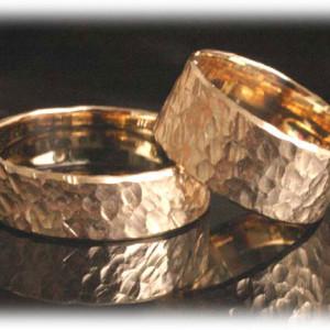 Bridal-Wedding-Ring-Sets-FT373-Yellow-Gold