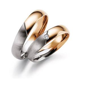Custom-Wedding-Rings-FT511-of-Rose-and-White-Gold