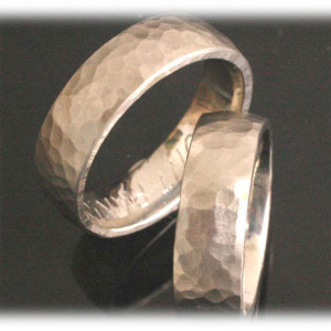 Matching-Wedding-Bands-FT364-with-Engraving