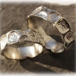 Platinum-Wedding-Ring-Sets-FT107-with-Diamonds-1