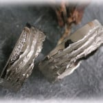 Platinum-Wedding-Ring-Sets-FT123-Polished-with-Diamonds-1