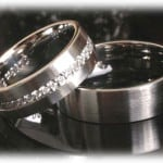 Wedding-Band-Sets-FT368-of-White-Gold-2