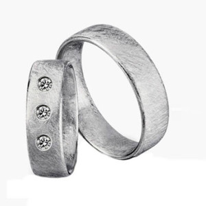 White-Gold-Wedding-Rings-FT248-with-Diamonds