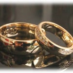 Yellow-Gold-Wedding-Bands-FT375-with-Engraving